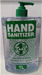 1ST CARE HAND SANITISER 1L PUMP PACK  180264