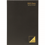 OFFICE NATIONAL 2021 DIARY 1 DAY TO PAGE 15 MINUTES A4