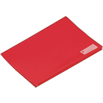MARBIG POLYPICK DOCUMENT WALLET FOOLSCAP RED