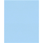 COLOURFUL DAYS COLOURBOARD 200GSM 510 X 640MM LIGHT BLUE PACK 50
