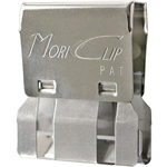 CARL MORI CLIP MEDIUM SILVER PACK 18