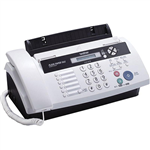 BROTHER FAX878 THERMAL TRANSFER PLAIN PAPER FAX