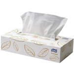 TORK 2311408 EXTRA SOFT FACIAL TISSUES 2 PLY WHITE BOX 100
