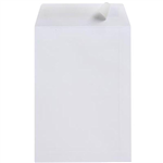 CUMBERLAND C4 ENVELOPES POCKET PLAINFACE STRIP SEAL 100GSM 324 X 229MM WHITE BOX 250