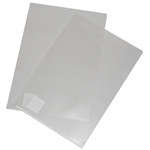 BEAUTONE LETTER FILE A4 CLEAR PACK 10