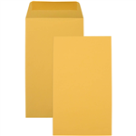 CUMBERLAND P4 ENVELOPES SEED POCKET PLAINFACE MOIST SEAL 85GSM 107 X 60MM GOLD BOX 1000