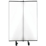 GREAT DIVIDER ADDON WHITEBOARD 1828MM WHITE