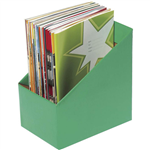 MARBIG BOOK BOX LARGE GREEN PACK 5