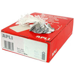APLI STRUNG TICKETS 22 X 35MM WHITE BOX 500