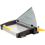 FELLOWES PLASMA GUILLOTINE 40 SHEET A4 BLACKSILVER
