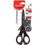 MAPED EXPERT SCISSORS TITANIUM 170MM