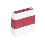 BROTHER STAMPCREATOR STAMP 10 X 60MM RED
