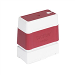 BROTHER STAMPCREATOR STAMP 18 X 50MM RED