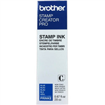 BROTHER STAMP INK REFILL BLUE