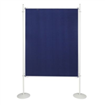 ESSELTE DISPLAY PANEL 1200 X 1800MM BLUE