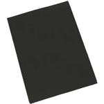 COLOURFUL DAYS COLOURBOARD 200GSM 510 X 640MM BLACK PACK 50