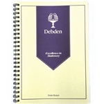 DEBDEN WIRO COMPENDIUM NOTEPAD REFILL A5 PACK 2