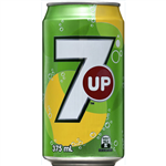 7UP ORIGINAL CAN 375ML CARTON 24