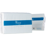 LIVI ESSENTIALS 1402 SLIMFOLD HAND TOWEL 1 PLY 200 SHEET 230 X 225MM CARTON 20
