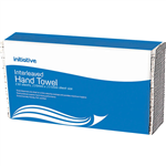 INITIATIVE OFFICE NATIONAL INTERLEAVED TOWEL 230 X 235MM 150 SHEETS CARTON 16   7040919   MPC1