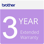BROTHER 3 YEAR ONSITE WARRANTY SERVICE AND SUPPORT