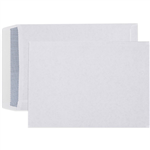 CUMBERLAND C5 ENVELOPES SECRETIVE POCKET PLAINFACE STRIP SEAL 90GSM 162 X 229MM WHITE BOX 500