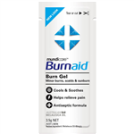 BURNAID GEL SACHET 35G