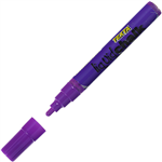 TEXTA LIQUID CHALK MARKER DRY WIPE BULLET 45MM PURPLE