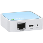 TPLINK TLWR802N 300MBPS WIRELESS N NANO ROUTER