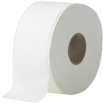 ENVIRO SAVER RECYCLED JUMBO TOILET ROLL 1 PLY 500M
