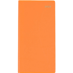 COLLINS 2022 BELMONT SLIMLINE DIARY WEEK TO VIEW B67 RED