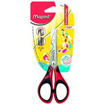 MAPED ESSENTIALS SOFT GRIP SCISSOR 130MM