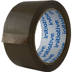 INITIATIVE PACKAGING TAPE POLYPROPYLENE 48MM X 75M BROWN