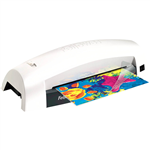 FELLOWES LUNAR PLUS LAMINATOR A4 WHITEGREY