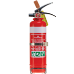 FLAME STOP PORTABLE FIRE EXTINGUISHER ABE DRY CHEMICAL 1KG