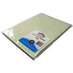 RAINBOW PARCHMENT BOARD A4 180GSM SAGE PACK 50