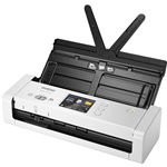 BROTHER ADS1700W WIRELESS PORTABLE DOCUMENT SCANNER