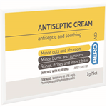 AEROAID ANTISEPTIC CREAM SACHET 1G
