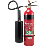 BRADY FIRE EXTINGUISHER CO2 DRY CHEMICAL 35KG