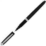 ARTLINE SIGNATURE ONYX ROLLERBALL PEN 07MM BLACK