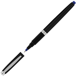 ARTLINE SIGNATURE ONYX ROLLERBALL PEN 07MM BLUE