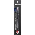 ARTLINE SIGNATURE ROLLERBALL PEN 07MM REFILL RED