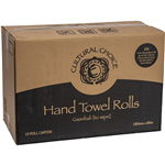 CULTURAL CHOICE ROLL TOWEL RECYCLED 80M