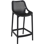 AIR BARSTOOL 65 INCH BLACK