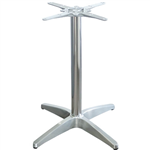ASTORIA TABLE BASE 720MM ALUMINIUM