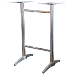 ASTORIA BAR TABLE BASE 1090MM ALUMINIUM