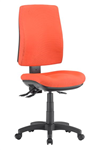 ALPHA 3 LEVER TASK CHAIR HIGH BACK LOCALLY UPHOLSTERED