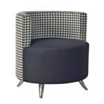 CUPCAKE SINGLE LOUNGE RECEPTION CHAIR