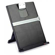 3M DH340 DESKTOP DOCUMENT HOLDER BLACK
